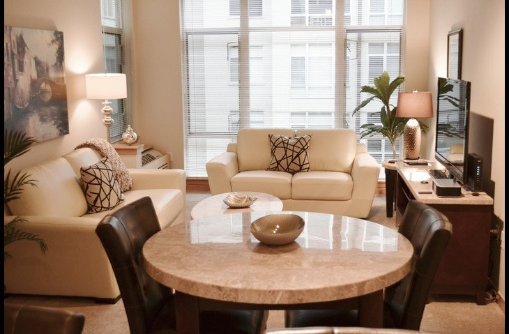 10th @ Hoyt Contemporay 1 Bedroom Apartment