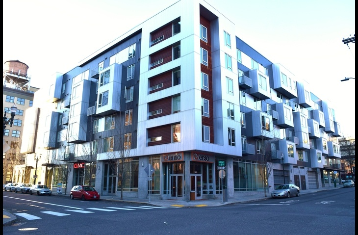 Enso Apartments in the Pearl District